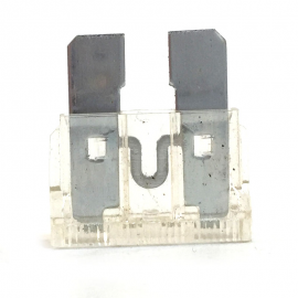 Fusible 25 AMP (Transparente)