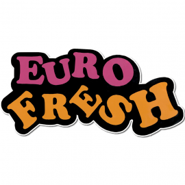 "Calcomania ""EURO FRESH"""