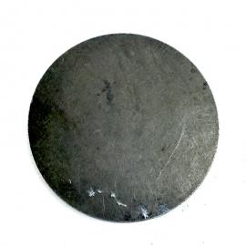 Moneda para calibrar la cabeza de Caribe, Atlantic, Golf A2 y Jetta A2 (3.80).