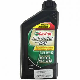 Botella de Aceite Castrol 5W-40 Sintetico