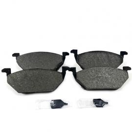 Balatas Delanteras sin Sensor para Jetta A4, Golf A4 y Beetle LUK