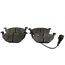 Balatas Delanteras con Sensor para Jetta A4 y Golf A4