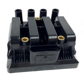 Bobina de Encendido Electronico con Cables para Golf A4 y Jetta A4 Original