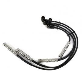 Cables para Bujias Golf A4 y Jetta A4, Jetta Clasico, New Beetle 2.0 Originales LARGOS