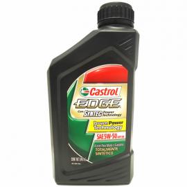 Botella de Aceite Castrol 5W-50 Sintetico
