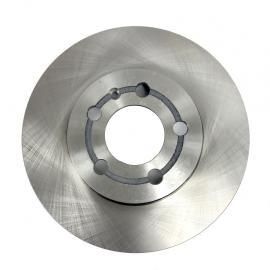Disco ventilado de frenos delantero para Passat, VR6