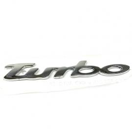 Emblema para Beetle turbo