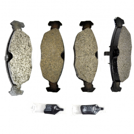 Balatas delanteras para chevy C1, C2, C3, Chevy Pick-up, Monza LUK