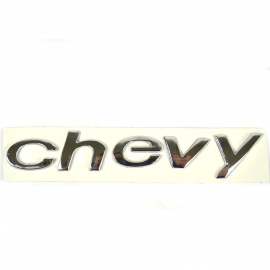 Letrero de chevy 04-08
