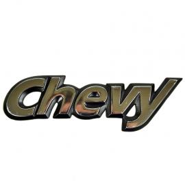 """Letrero """"Chevy"""" para Chevy C1, Chevy Pick-up y Monza"""