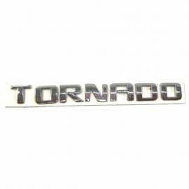 Letrero TORNADO