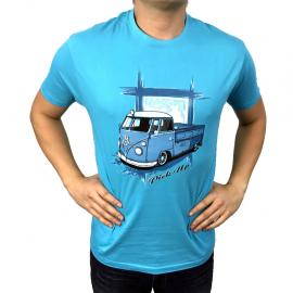 """Camiseta """"Combi Pick-up"""" (Azul)"""