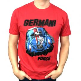"""Camiseta """"GERMANI FORCE"""" (Roja)"""