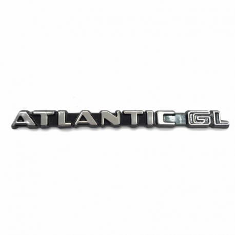 Letrero ATLANTIC GL