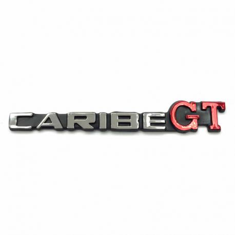 Letrero CARIBE GT.