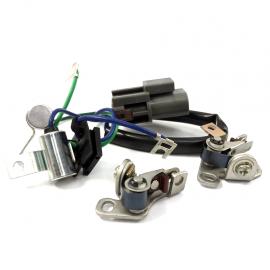 Platinos y condensadores para Tsuru 2