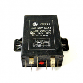 Relay de alarma para VW sedan.