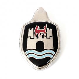 Emblema de Cofre WOLFSBURG