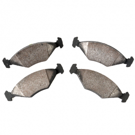 Balatas Delanteras Pointer (Originales) Disco Ventilado Largas