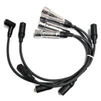 Cables de bujia para Combi 1.8, Golf A2 y A3, Jetta A2, A3 BERU