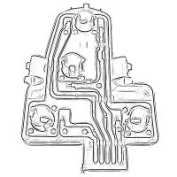 Placas Porta-Focos