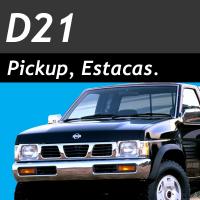 D21 Pick-up