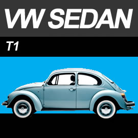 "VW Sedan (T1) ""Vocho"""