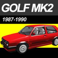1987-1990 (Mk2) (Facias delgadas)