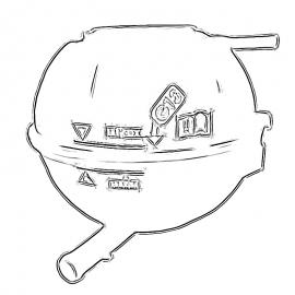 Depositos de Anticongelante