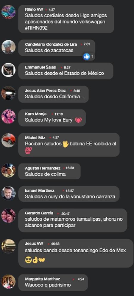 Lo Mejor del Chat Julio 2021