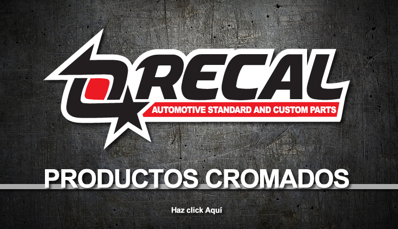 Productos Cromados RECAL