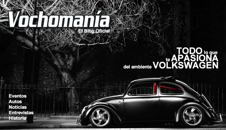 El blog de Vochomania